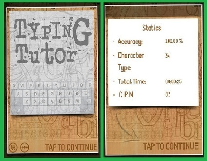 Special Offer on Purchase of Typing Tutor iOS App Source Code | iPhone App Source Code at MobileAppsGallery | Scoop.it