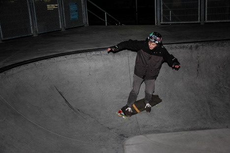 UBC Longboard Club rolls to a good time on campus | The Ubyssey ... | Longboard and skate | Scoop.it