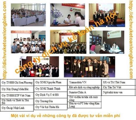 Dịch vụ kế toán trọn gói uy tín, giá rẻ tại Hà Nội   công ty dịch vụ kế toán Hà Nội   Scoop.it