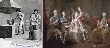 28 mai 1659. Louis XIV octroie le monopole de la vente du chocolat à un Toulousain. | Chocolat et gourmandise | Scoop.it