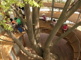 Coolest Kindergarten Ever Is a Circular Tree House | Transition Culture | Scoop.it