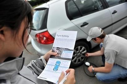 Les pneus sous-gonflés en augmentation | Sécurité et prévention routière | Scoop.it