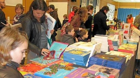 Le livre jeunesse se feuillette aussi en breton - Ouest-France | littérature jeunesse | Scoop.it