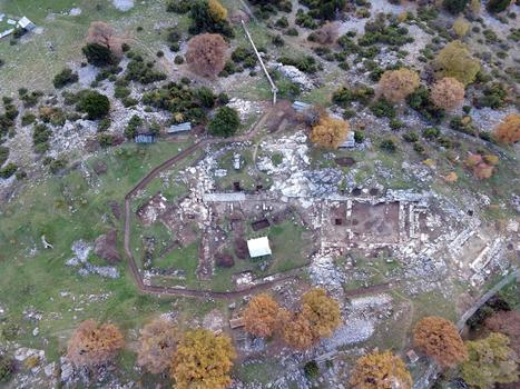 Ruins of Ancient Greek City Found on Mount Pindos | LVDVS CHIRONIS 3.0 | Scoop.it