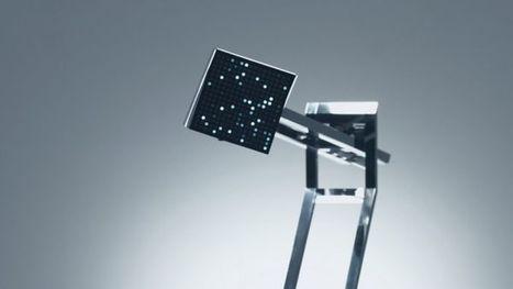 Oubliez la lampe Pixar, voici un luminaire robotique   Vous avez dit Innovation ?   Scoop.it