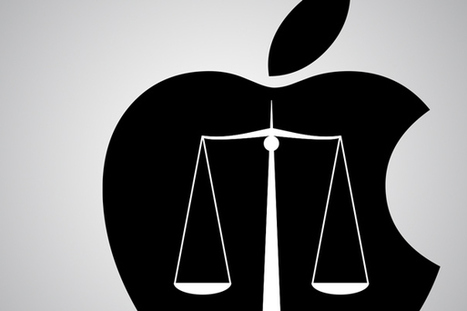 Judge lays down Apple's punishment in ebooks case. It's largely in line with what the feds wanted | The daily digest | Scoop.it