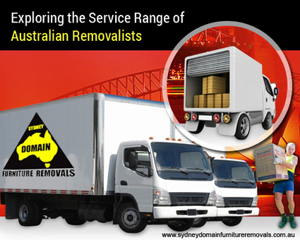Exploring the Service Range of Australian Removalists | Sydney Domain Furniture Removals Blog | Sydney Furniture Removals | Scoop.it
