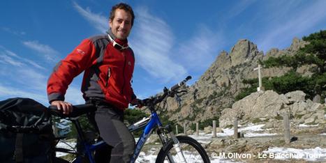 Des Alpes au Caucase, suivez en 2013 le vélo de Mickaël Olivon sur la route des vignobles de forte pente | Balades, randonnées, activités de pleine nature | Scoop.it