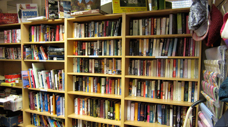 Booksellers 'face unfair competition from charity book shops' | Publishing | Scoop.it
