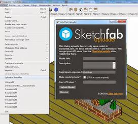 Entornos 3D en Sketchfab | tecno4 | Scoop.it