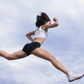 Three Plyometric Drills For Runners From Runner's World.com | Live Action Fitness | Scoop.it