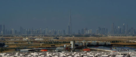 Pour faire venir la pluie, les Émirats arabes unis ont eu une drôle idée | Nature to Share | Scoop.it