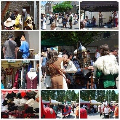 Festival médiéval à Rodemack (FR) - un knol de Gust MEES | Festivals Celtiques et fêtes médiévales | Scoop.it