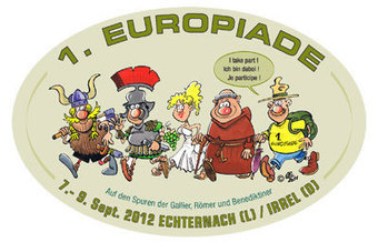 Europiade 2012 au Luxembourg | Luxembourg (Europe) | Scoop.it