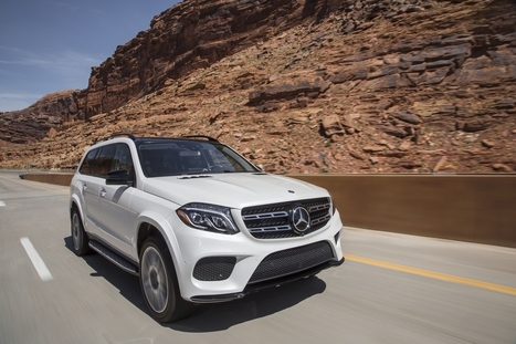 First Drive of the 2017 Mercedes-Benz GLS | Automotive Car Reviews | Scoop.it