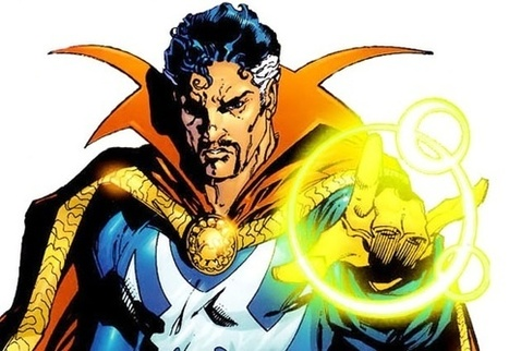 Doctor Strange Confirmed For Marvel Movieverse Phase 3 | Comic Books | Scoop.it