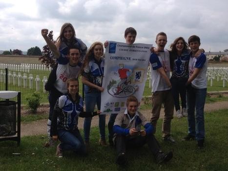 Douai : des lycéens de Châtelet champions de France UNSS de ... - La Voix du Nord | Actualités du lycée Châtelet Douai | Scoop.it