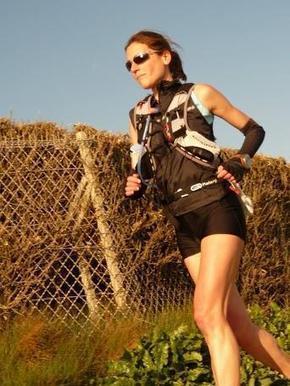 Stéphanie Le Floc'h, sur un nuage ! | Trail Session | sensation-course. | Scoop.it