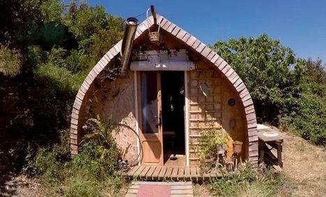 [vidéo] Mini maison open source en bois pour mille euros en 100 heures | Immobilier | Scoop.it