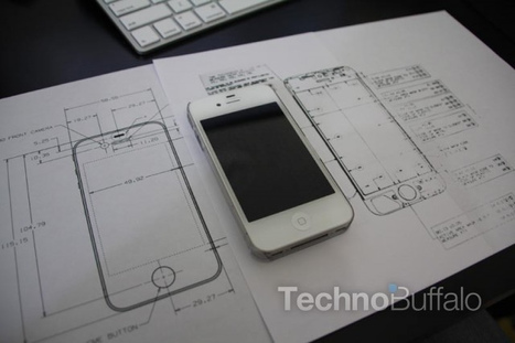 iPhone 5 Schematic Comparison | Media Relations Articles: Rob Ford | Scoop.it