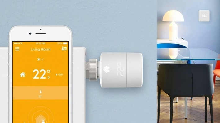 Tado rend vos radiateurs intelligent grâce à Siri et Alexa | SmartHome | Scoop.it