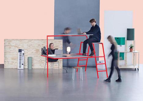 12 Brilliant Design Ideas For Small Offices (And Small Budgets)   Bureau, travail : réflexions, évolutions, design   Scoop.it