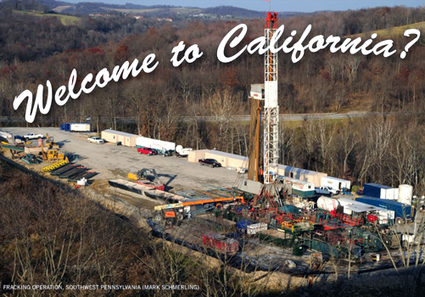 Fracking California | EcoWatch | Scoop.it