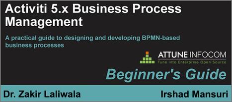 Learn Fundamentals of Business Process Management with our Activiti 5.x Business Process Management eBook | attuneuniversity | Scoop.it