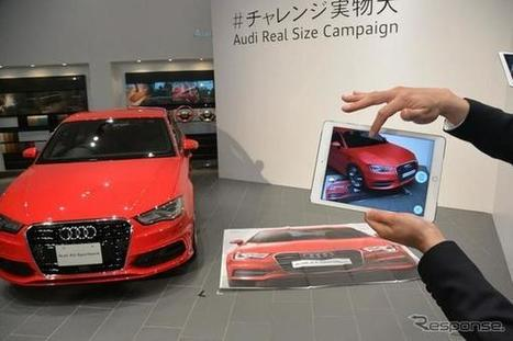 Audi / Posters In Proportion – Contagious Communications   Auto Impressive   Scoop.it