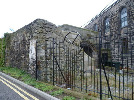 The Citadel, Dock Street, Leith:: OS grid NT2676 :: Geograph Britain and Ireland - photograph every grid square!   British Genealogy   Scoop.it