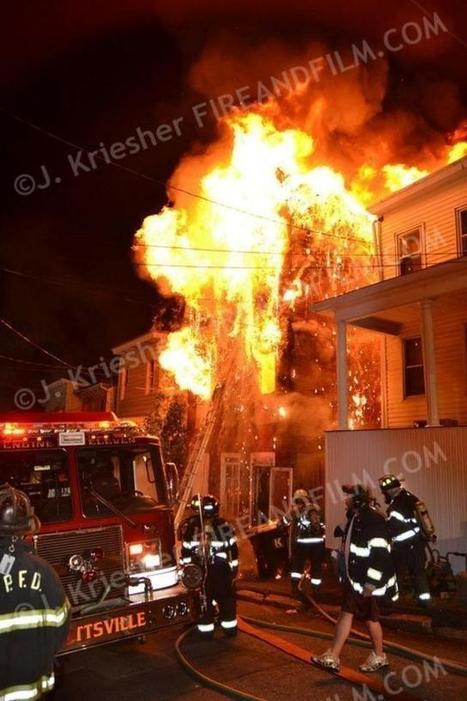 Twitter / JKnoll52: @alertpage 2nd alarm fatal ... | Schuylkill County News & More! | Scoop.it