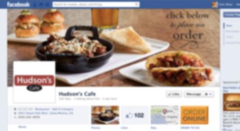 Facebook Online Ordering System for Restaurants | Restaurant MarketingTraffic Builders | Scoop.it