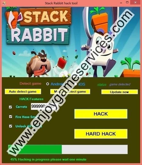 Stack Rabbit hack tool | game | Scoop.it