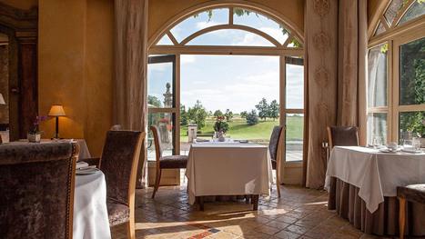 Vie des Clubs : Restaurant étoilé aux Vigiers ! - Inside-Golf.fr | L'actualité du tourisme et hotellerie par Château des Vigiers | Scoop.it