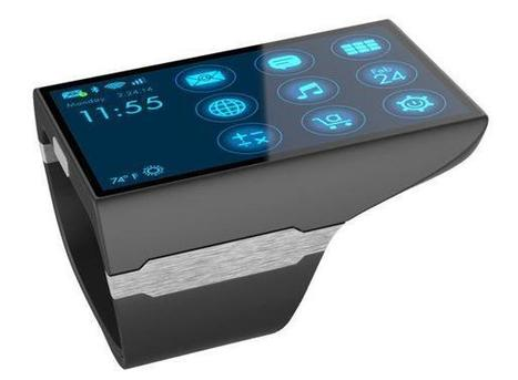 Rufus Cuff moves beyond the smartwatch | digital jewelry jewellrey | Scoop.it