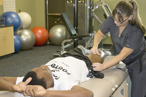 Massage therapy working for the Packers - Moultrie Observer | Massage Therapy | Scoop.it