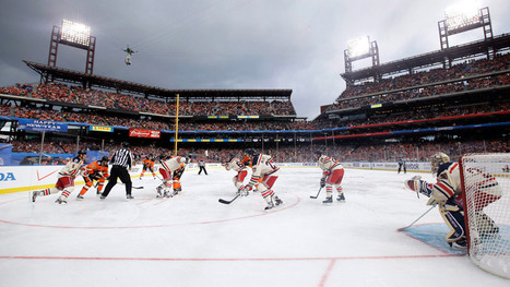 Outdoor games will generate massive revenue: Hotstove | Sports Facility Management.4081614 | Scoop.it