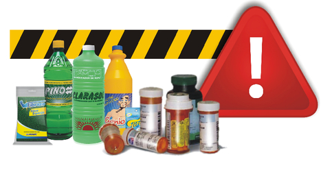 Uso de sustancias  peligrosas en el hogar. | Limpiador para baño y cocina ecológico. | Scoop.it