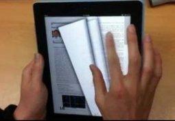 I. Les compétences mobilisées par la lecture sur écran - Educavox   apprentissages multimédias via Tab   Scoop.it