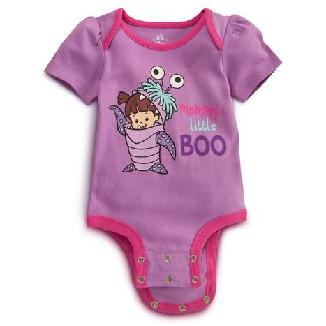 MONSTERS INC. Boo Disney Cuddly Bodysuit | Boo Monsters Inc Costume | Scoop.it