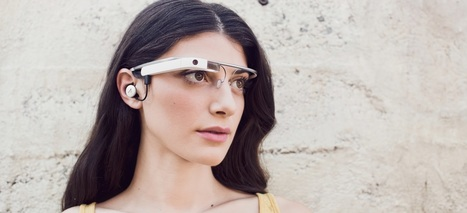 This is what the new Google Glass looks like [Photos] | ANA_R | Scoop.it