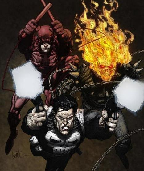 What Will Marvel's Phase 3 Might Look Like   Den of Geek   Superheroes   Scoop.it