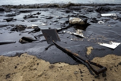 Ventura Oil Spill Highlights Big Oil Regulatory Capture | Coastal Restoration | Scoop.it