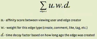 Understanding EdgeRank, Facebook's 'Quality Score' for Wall Posts | Business Wales - Socially Speaking | Scoop.it