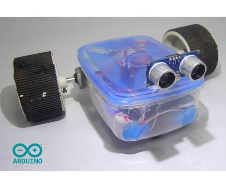 Make your first arduino robot - The best tutorial! | iNovate | Scoop.it