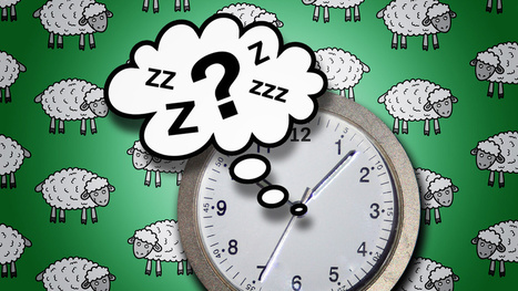 How Much Sleep Do You Get Each Night? | Other Online Job Articles | Scoop.it