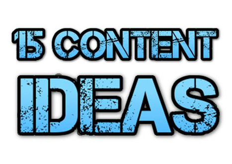15 Content Ideas for B2B Marketers - Business 2 Community | Digital-News on Scoop.it today | Scoop.it
