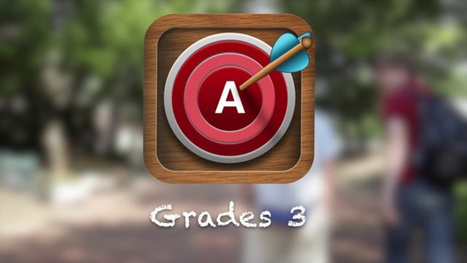 Grades 3 Tracks Your Class Progress and Organizes Your Groups | iPhones and iThings | Scoop.it