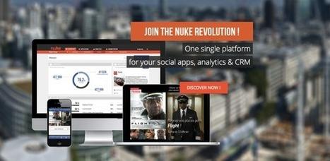 Nuke : plateforme de Social Marketing complète pour les Community Managers   Social Media Curation par Mon Habitat Web   Scoop.it