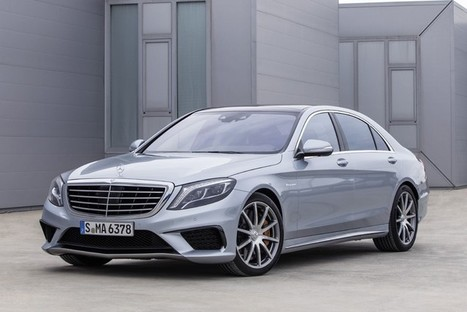 Mercedes-Benz Ups its Game with the New S63 AMG 4Matic | mens life style | Scoop.it